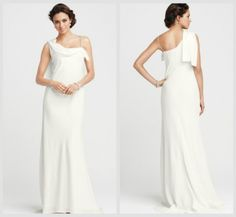 Rustic Wedding Gowns By Ann Taylor Under $900