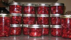 Sky Minded & Ever Growing: Cranberry Chutney