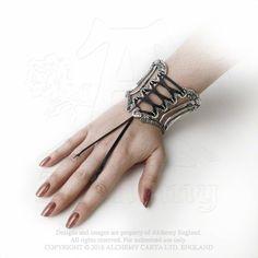 Bracelet manchette corset