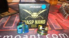 Just In... Wasp Nano Resin