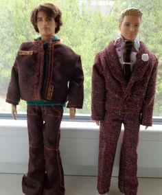 Ryan a Jurek | Nielen šitie pre barbie
