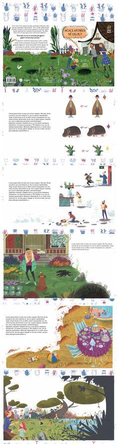 10 Ideas De Jaime Kim Cuadros Infantiles Ilustraciones Infantiles Paraguas De Colores