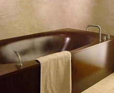 The Laguna Basic wooden bath tub is as smooth as the time you will spend relaxing in it. Laguna has some other very impressive styles Bathtubs For Small Bathrooms, Mobile Home Bathrooms, Best Bathtubs, Small Bathtub, Bathroom Spa, Bathroom Remodeling, Bathroom Ideas, Wood Tub, Wood Bathtub