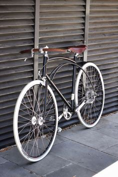 Curved Frame Bicycle