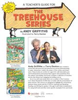 Use these Common Core reading and writing activities with The 13-Story Treehouse and The 26-story Treehouse by Andy Griffiths. #CCSS #kidlit #midleved #reading #literature #fiction