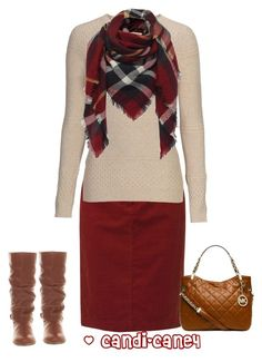 """Untitled #165"" by candi-cane4 ❤ liked on Polyvore featuring Gerry Weber Edition, Stefanel, Office and Michael Kors"
