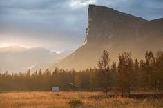 Sarek National Park Sweden