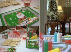 Hosting a Kids' Christmas Cookie Party!