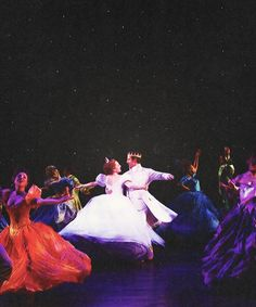 We are dancing, we are flying, and she's taking me back to the skies #cinderella