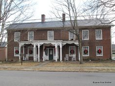 Kentucky's First Town: Historic Harrodsburg | Gardens to Gables