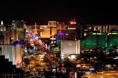 been to Las Vegas a time or two, or three!