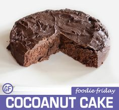 Cocoanut Cake   Foodie Friday Recipes — Planima gluten free and paleo chocolate cake recipe