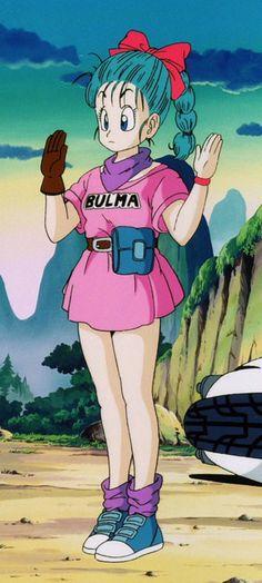 Bulma (Dragon Ball) (c) Toei Animation, Funimation & Sony Pictures Television Bulma Costume, Bulma Cosplay, Dragon Ball Z, Akira, Wallpaper Animé, Anime Merchandise, Anime Costumes, Otaku, Anime Characters