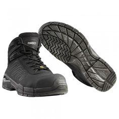Sicherheitsstiefel S3 Trivor MASCOT®Footwear schwarz