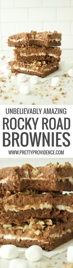 These rocky road bro