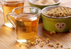 Chamomile's calming properties may be real
