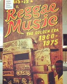 Rainy weather got you down?!? For this Music Mania Monday, come check out this collection of reggae music that we have at HSML. The CD box set comes with detailed notes about the history of reggae from 1960 to 1975, and its Jamaican origins.     #hsml  #uncg  #hsmluncg  #haroldschiffmanmusiclibrary #musicmaniamonday  #reggae