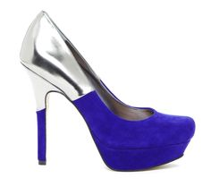 <3 not a fan of heels but I love this blue is my favorite and silver is great