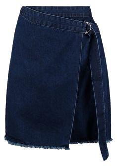 Glamorous Jeansrock indigo Bekleidung bei Zalando.de   Material Oberstoff: 100% Baumwolle   Bekleidung jetzt versandkostenfrei bei Zalando.de bestellen!