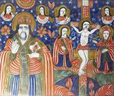 Nalu, Ikon, Painting, Glass, Bible, Drinkware, Painting Art, Corning Glass, Paintings