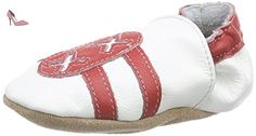 Hobea Germany HOEF085417 Chaussons Bébé en Cuir Doux Sneaker Design 24/25 (24-30 mois) - Chaussures hobea germany (*Partner-Link)