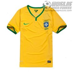 maglie calcio a poco prezzo: maglia calcio Brasile
