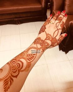 Simple and Stunning Mehndi Design for Every Occassion, Unique Pieace of Mehndi Design that increase your Hand Beauty - Fashion