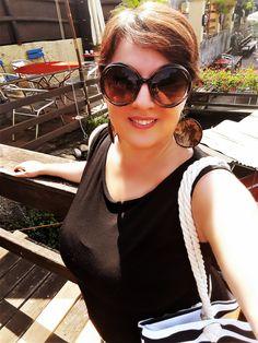 """Dal mio blog: """"Mi sento molto una parigina ri-trasferita a Milano, ho voglia di tornare a vivere da parigina, alla fine l'importante non è dove ma come vivi e puoi essere """"una parigina ovunque tu sia""""!"""""""