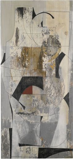 diane likes art — Ben Nicholson, AUG 24 - Abstract Expressionism, Abstract Art, Francis Picabia, Mid Century Modern Art, Georges Braque, Art Moderne, Paintings I Love, Black And White Abstract, Art Forms