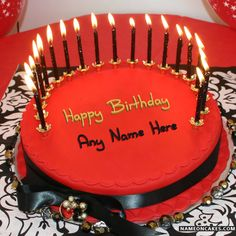 Images Of Cake With Name Zainab : Pinterest   The world s catalog of ideas