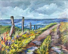 """Ginger Cook artist - """"Lands End"""""""