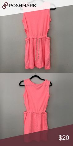 Zara Neon Cutout Sides Romper jumpsuit NWOT New without tags. Zara Pants Jumpsuits & Rompers