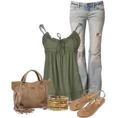 """Untitled #916"" by lisamoran on Polyvore"