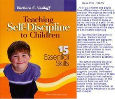 Teaching Self-Discipline to Children
