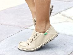 Shoes: Sanuk