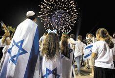 Israel celebrates 66 years of independence