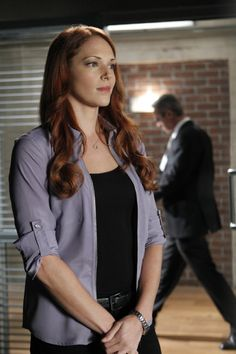 "Grace Van Pelt ""The Mentalist"" - Amanda Righetti"