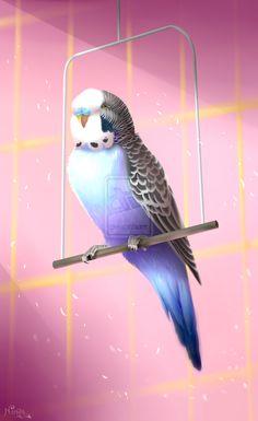 Blue Flash by Nordeva.deviantart.com on @DeviantArt