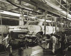 old car factories  Building '63 Super Sports                                                                                                                                                     More