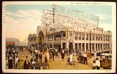 Atlantic City - Central Pier - 1908.