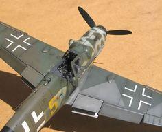 Hasegawa 1/32 Messerschmitt Bf 109 G-6 Part 3 by Tolga Ulgar: Image