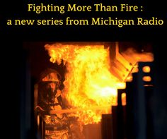 Developing a better way to find and treat PTSD in first responders Ptsd, Trauma, Social Media Channels, Michigan, Fire, Campaign, Content, Medium, Medium Long Hairstyles