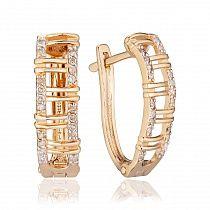 Золотые серьги | Купить золотые сережки в магазине 585 | Каталог с ценами и фото