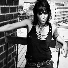 Joan Jett Photo by Mark Abrahams