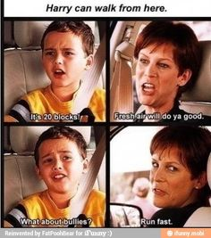 This is going to be the way i parent