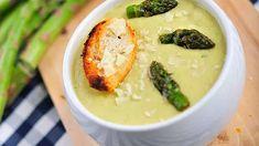 Chřestová polévka sparmezánem - Proženy Mashed Potatoes, Ethnic Recipes, Food, Whipped Potatoes, Smash Potatoes, Essen, Meals, Yemek, Eten