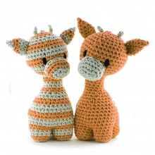 Animal crochet kits