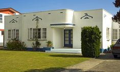 Styles of Architecture: Images of Art Deco-style Homes - Architecture.