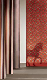 Hermes Fabric Collection | Available at Linda Lagrand Interior Design