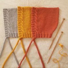 Braided Brim Bonnets